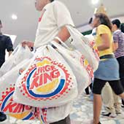 Открытие сети Burger King в России откладывается