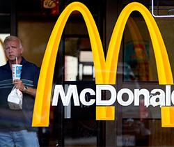 Главой McDonald`s стал бывший электрик