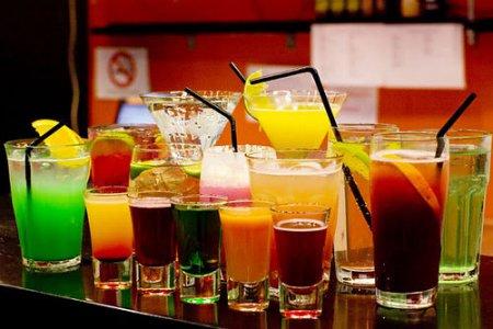 Автоматизация контроля розлива в ресторане, баре, ночном клубе