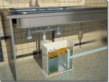 Жироуловитель, его назначение и роль в системе очистки сточных вод