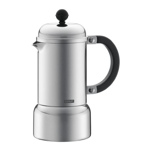 Кофейник – Эспрессо для приготовления на плите на 3 чашки
