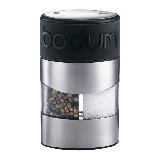 Мельница для соли и перца с ручным управлением