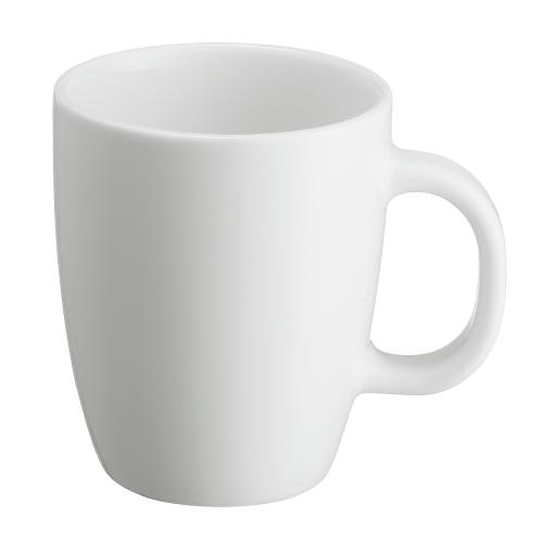 Фарфоровая кружка для кофе