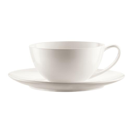 2 чайные чашки с блюдцами