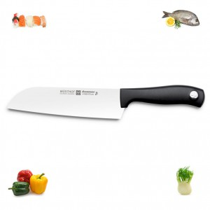 "Нож шеф-повара японский ""Сантоку"", 17 cм"