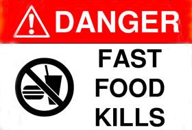 Минздрав подготовит рекламные ограничения для фастфуда