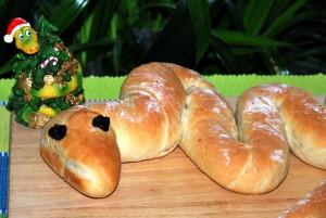 Подача хлеба и хлебных изделий