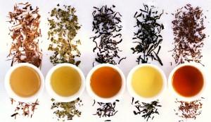 Ассортимент и качество чая