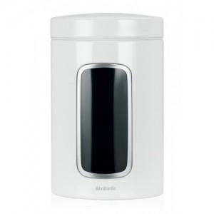 Емкость для хранения продуктов с крышкой, 1,4 л