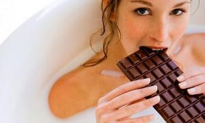 Шоколад полезен!