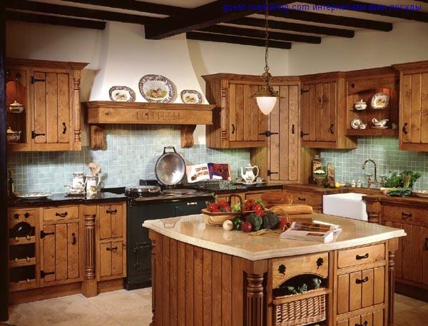 Посуда и кухонный декор