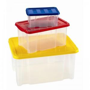 Набор пищевых контейнеров, 3 шт