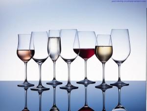 Правильные бокалы для вина