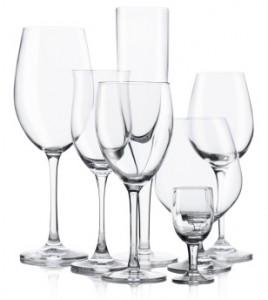 Бокалы. Сделайте правильный выбор для лучшего вкуса при дегустации вина.