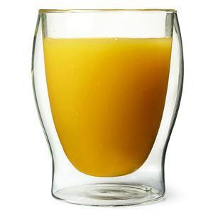 Набор стаканов с двойными стенками, 2 шт