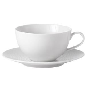 Набор чашка с блюдцем, 2 пр