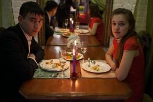 Ресторан для романтического вечера вдвоем: должно быть что-то необычное! а то не обломится..