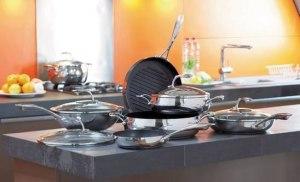 Как выбрать посуду для приготовления пищи в Новосибирске.