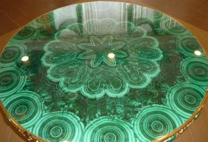 Мозаика на столе как стиль современной сервировки