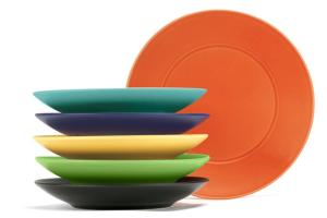 Какого цвета должна быть посуда чтобы вызывать эмоции и аппетит?