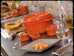 Цветная посуда – это лучшая посуда