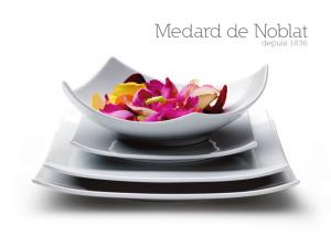 Medard de Noblat depuis 1836 – OXYGENE blanc