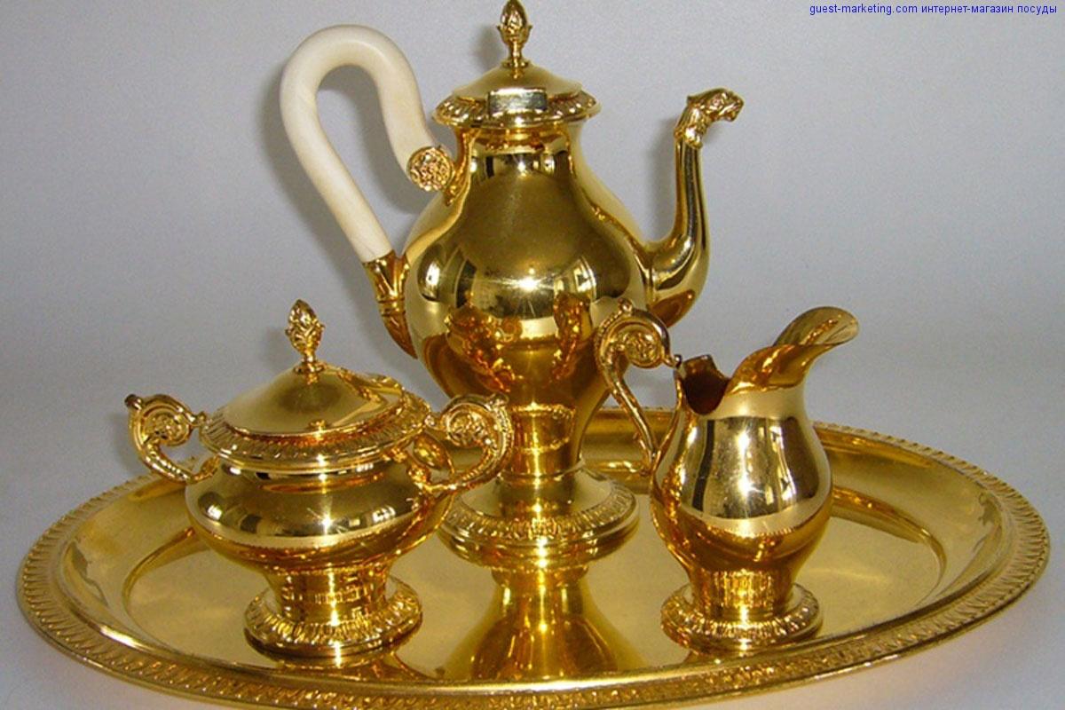 Что такое покрытие посуды золотом в 24 карата? Купить СтатьиЧто такое покрытие посуды золотом в 24 карата? | Интернет-магазин посуды Москва