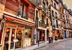 Ресторан-Gourmandises-Bretonnes