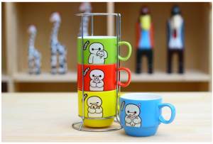 ZAKKA-Creative-Ceramic-font-b-Mugs-b-font-Four-piece-set-with-Hob-Baymax-big-hero